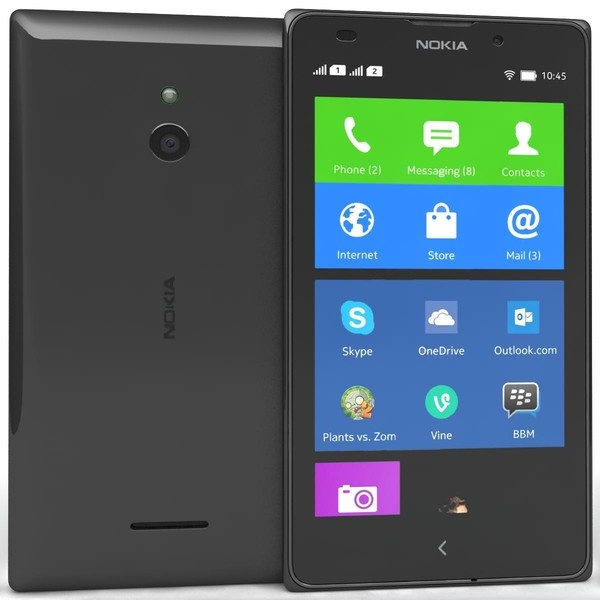 Nokia XL – Hands on Review
