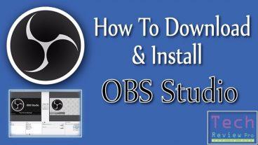 ইউটিউবে সফটওয়্যারের মাধ্যমে কিভাবে Live Striming করবেন তা দেখে নিন (OBS Studio)