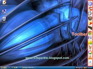 Windows XP তে বানিয়ে নিন একটি সুন্দর টুলবার আর এক ক্লিকেই অ্যাক্সেস করুন আপনার কাঙ্ক্ষিত প্রোগ্রামে!!
