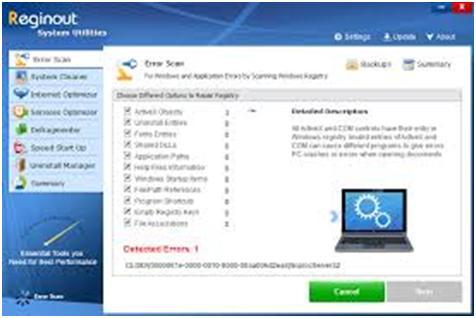 Free Download করে নিন Reginout System Utilities এর ফুল ভার্সন!!!