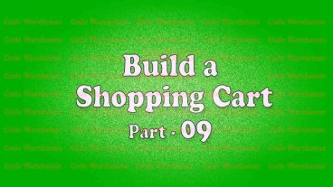 Build a Shopping Cart with Laravel