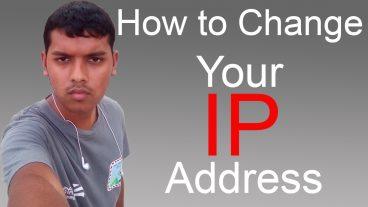 মাত্র ১ মিনিটে আপনার IP পরিবর্তন করে ফেলুন