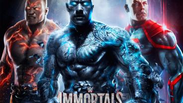 গেমারদের জন্য আজ নিয়ে এসেছি WWE Immortal অসাধারণ একটি আ্যাকশন Android গেম।WWE সিরিজের একটি অন্য জাতীয় গেম এবার খেলুন।গেমটি না খেললে অনুভব করতে পারবেননা।এক বারের জন্য হলেও দেখুন।