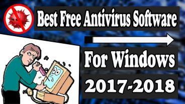 সব চাইতে ভাল ফ্রি অ্যান্টিভাইরাস ২০১৭।Top Best FREE Antivirus Software 2017