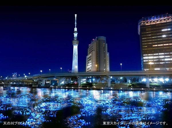 Tokyoএর নদীতে প্রযুক্তি আর ঐতিহ্যর সম্মেলন ঘটাল Panasonic