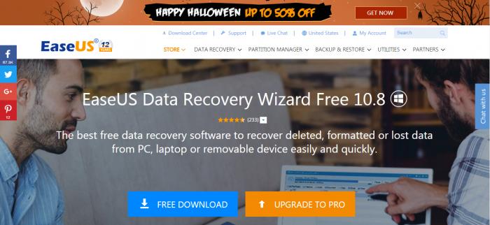 যে কোন ধরনের ফাইল পুনরুদ্ধার করুন বিশ্ব বিখ্যাত EaseUS Data Recovery Software এর মাধ্যমে