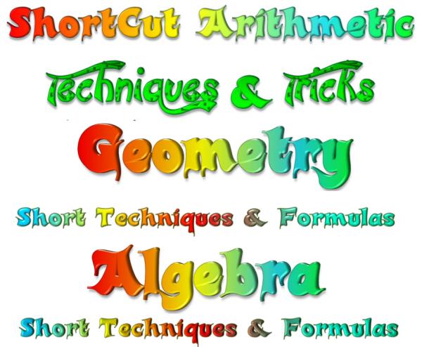 গণিতের শর্টকাট ফর্মুলার (Short Cut Math Techniques) অসাধারন বাংলা বই । (বিসিএস, আইবিএ(IBA)-এমবিএ(MBA), বিআইবিএম-এমবিএম, ঢাবির ইএমবিএ , জিম্যাট(GMAT) এবং জি আর ই(GRE) ভর্তি প্রস্তুতির ছাড়াও যে কোন প্রতিয়োগিতামূলক পরীক্ষার প্রস্ততির জন্য ) আপডেট ১৩