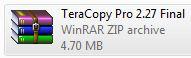ডাউনলোড করুন TeraCopy Pro 2.27 Final Multilangual ভার্সন (প্রি একটিভেটেড)