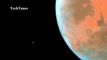 নাসার Hubble টেলিস্কোপ দিয়ে ধরা পড়ে Tiny Martian moon