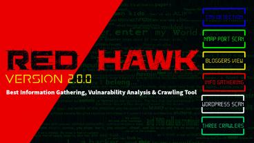 Termux  টিউটোরিয়াল (nmap,RED HAWK)