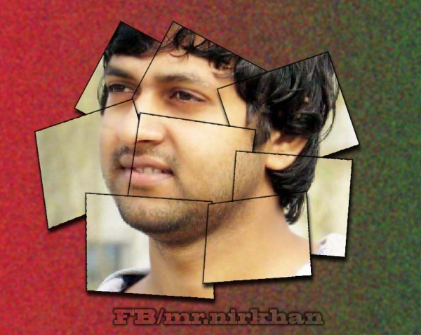 New Photoshop Tutorial effects in Bangla