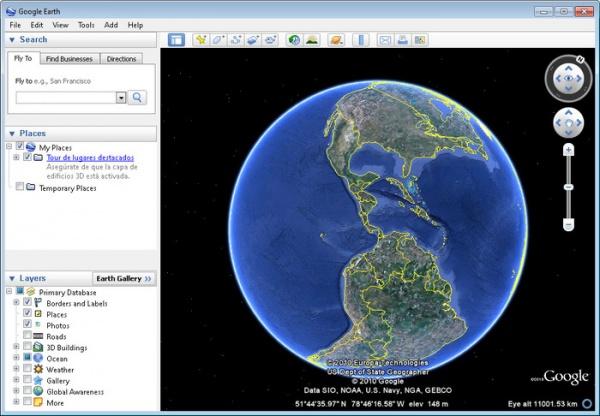 জেনে নিন কিভাবে Google Earth এ ছবি এড করবেন – আশা করি কাজে আসবে ।।