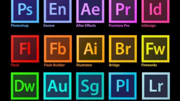 Adobe Photoshop, Illustrator, InDesign, After Effects, Premiere Pro CC 2017 Free Full Version