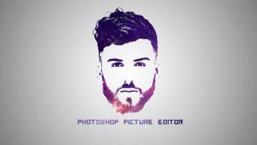 খুব সহজে Face Logo ডিজাইন করুন ফটোশপ দিয়ে – Photoshop Tutorial | Face Logo Design