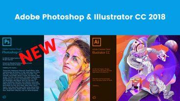 Download করে নিন সদ্য রিলিজ হউয়া  Adobe Photoshop CC 2018 সহ Adobe এর সব গুলা সফটওয়্যার ফুল ফ্রিতে!