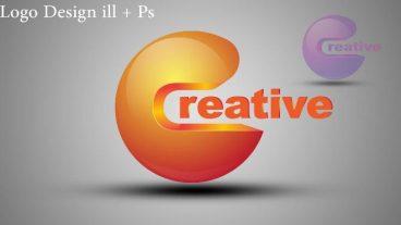 মজার মজার লেগো বানাই ইলোষ্ট্রাটরে: illustrator tutorial 3d logo design creative